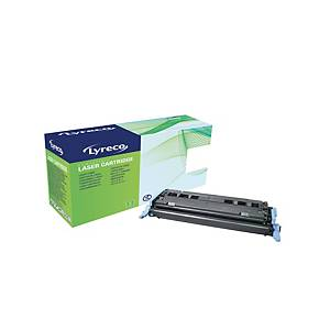 Lyreco HP Q6001A Compatible Laser Cartridge - Cyan