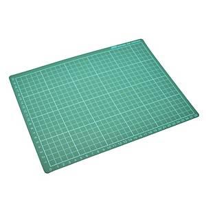A4 Cutting Mat Green