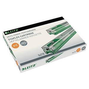 Cartouche d'agrafes Leitz Power Performance K10, pour agrafeuse Leitz 5551