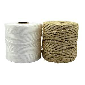 Bobina de cordel de 750 g de fibra sintética - 450 m