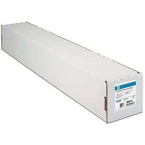 Plotterpapir HP C6036A Bright White, 90 g, 36 tommer, 914 mm x 45 m