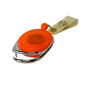 Rolmechanisme jojo voor een badgehouder, pak van 5 stuks