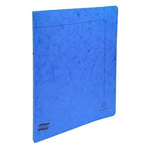 Exacompta Ringbuch, 2 Ringe, A4, 20 mm,  O -Ring - 15 mm, blau