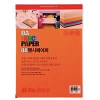 PK25 DOOSUNG P50 PAPER A4 80G ORANGE