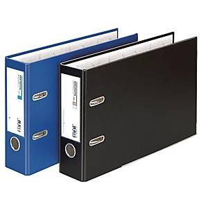 문화 레버아치 바인더 B842-7 A4 70mm 파랑