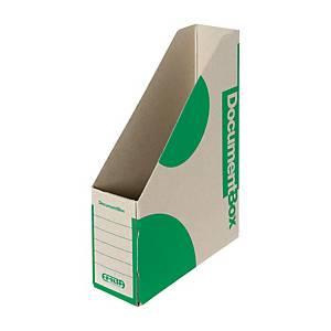 Zakladač na časopisy Emba zelený, balenie 25 kusov