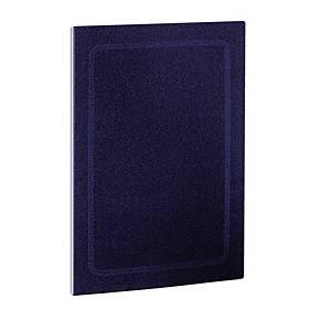 MUNWHA TESTIMONIAL HOLD VELVET COVER A4