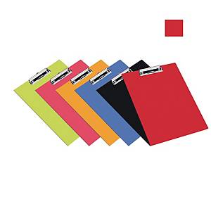 Bantex Standard Clipboard Red
