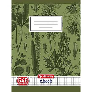 HERLITZ 545 SCHOOL NOTEBOOK A5 40SHT 5X5
