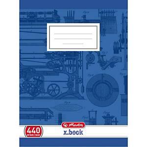 Herlitz 440 Schulheft, A4, blanko