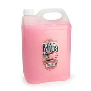 Mitia tekuté mydlo, jarné kvety 5 l