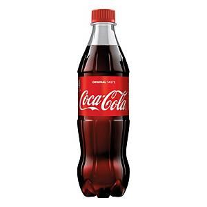 Sycený nápoj Coca-Cola 0,5 l, 12 kusů