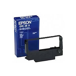 EPSON Ruban Nylon ERC 38 noir S015374 TM-U200 3 mio. chiffres