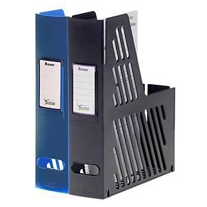 Revistero Archivo 2000 2005-OP - plástico - lomo 75 mm - negro