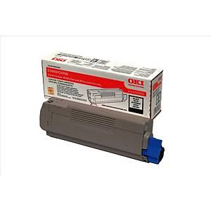 OKI 43324424 cartouche laser noire [6.000 pages]