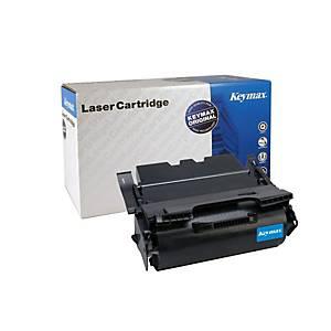 KEYMAX Cartouche CLR noir 64036HE zu Lexmark T640 21 000 pages