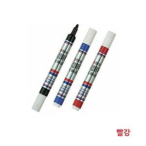 DONGA PERM MARKER BULLET TIP RED