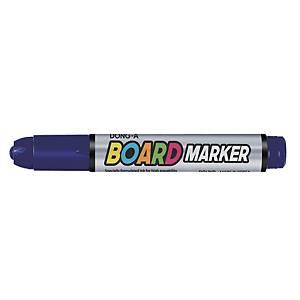 DONGA WHITEBOARD MARKER BULLET TIP BLUE