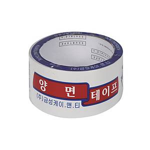 GUMSEONG DOUBLE SIDED TAPE 50MMX10M
