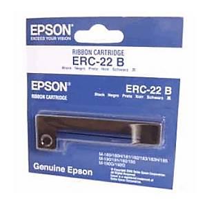 /Nastro Epson C43S015358 nero