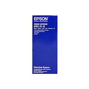 EPSON Farbband Nylon schwarz S015369 ERC 31