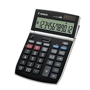 CANON เครื่องคิดเลขชนิดตั้งโต๊ะ TS-120TS 12 หลัก