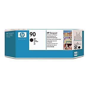 /HP C5054A DRUCKKOPF 90 + CLEANER SCHW.