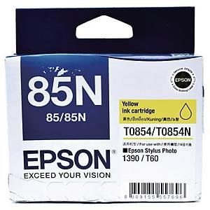 EPSON T0854 STYLUS PHOTO 1390 YLLW