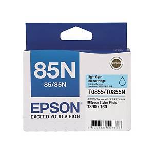 [직배송]EPSON T122500(T085500) 잉크 밝은파랑