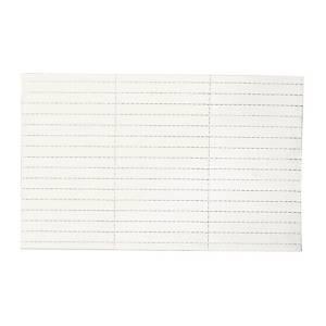 Einlegeetiketten Legamaster 455719, 30 x 90mm, weiß, 40 Stück
