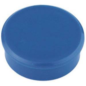Haftmagnet Alco 6848, Durchmesser: 38mm, blau