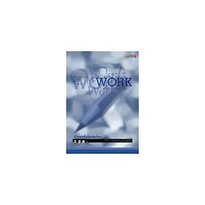 Kanzleipapier Aurora, holzfrei, A4, liniert, 500 Blatt