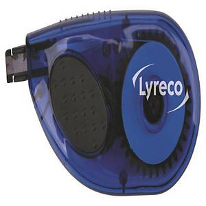 LYRECO CORRECTION TAPE SIDELOAD 4.2MMX8.5M