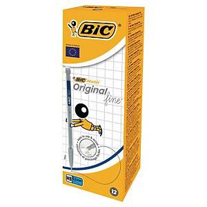 Bic Matic Classic porte-mines jetables 0,5mm - boîte de 12