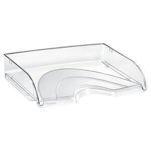 Briefkorb Lyreco, A4 Querformat, transparent