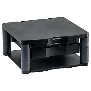 Support écran PC Fellowes Premium Plus Graphite - H 6,4 à 16,5 cm