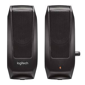 Système de haut-parleurs Logitech S120, noir