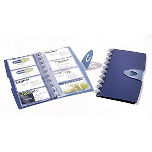SHT96 DURALOOK 2452 B/CARD HOLDER D/BLU