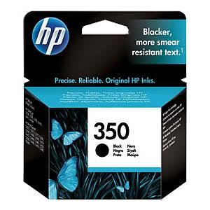 Tusz HP 350XL CB336EE czarny