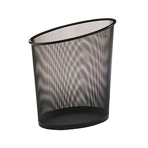 Papirkurv Alba Mesh, 20 liter, sort
