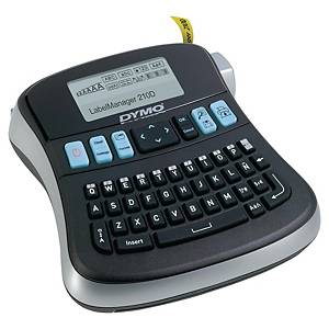 Dymo Labelmanager 210D Handheld Label Maker With QWERTY Keyboard