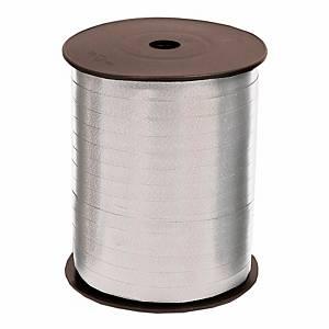 Geschenkband Clairefontaine 601701C, Breite: 7mm, Länge: 500m, weiß