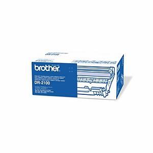 Trommeleinheit Brother DR-2100, 12000 Seiten, schwarz
