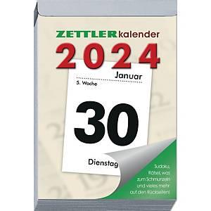 Tagesabreißkalender 2020 Zettler 313, 1 Tag / 1 Seite, 10x14,5cm