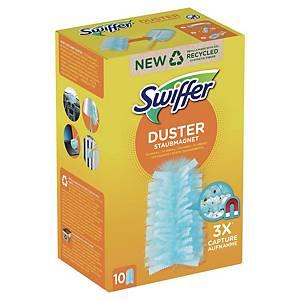 Plumeau Swiffer Duster - boîte de 10 recharges
