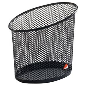 Alba Mesh pen pot black