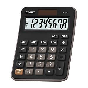 CASIO เครื่องคิดเลขชนิดตั้งโต๊ะ MX-8B 8 หลัก