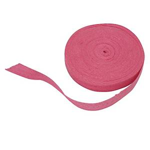 Pink Cotton Ribbon 13mm