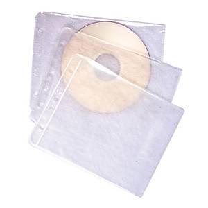 CD Sleeve For 2 CD -Pack of 100