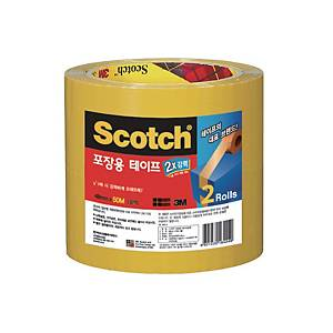 PK2 3M SCOTCH 3615 OPP TAPE 48MMX50M BRW